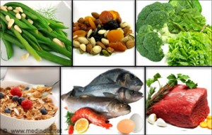 Low Calorie Iron Rich Foods